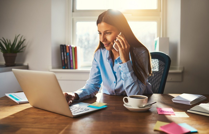 Why You Should Let Your Employees Work From Home - Earth911